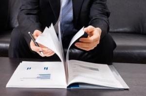 Das FreitagsZITAT: Zur Sprache in Geschäftsberichten