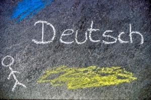 Deutsche Sprache, schwere Sprache. Im Zweifelsfall heißt es nachsehen im neuen Duden. (c) Ich-und-Du / pixelio.de